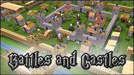 battles and castles promo
